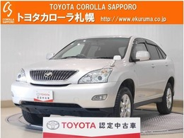 トヨタ ハリアー 2.4 240G Lパッケージ 4WD キーレス・HIDヘッドライト付