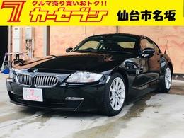 BMW Z4クーペ 3.0si ETC クルーズコントロール ナビ