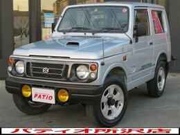 スズキ ジムニー 660 ワイルドウインド 4WD 純正アルミ 4WD フォグ