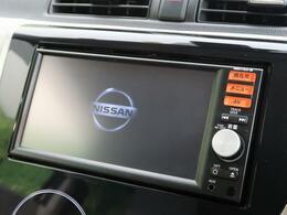 【純正ナビ】フルセグTV視聴にCD再生・ブルートゥース接続での音楽再生も可能です♪