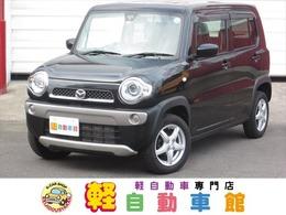 マツダ フレアクロスオーバー 660 XG 4WD ABS エネチャージ エコアイドル