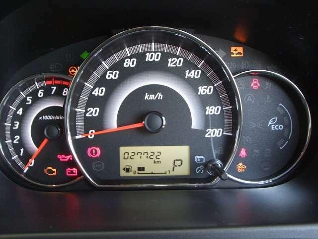 走行距離は27,700km