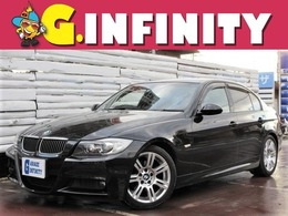 BMW 3シリーズ 323i Mスポーツパッケージ /禁煙車/2.5直6/社外HDDナビ/TV/ETC/純17AW