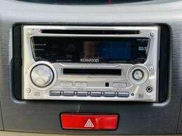 KENWOOD MD・CDプレイヤー装備