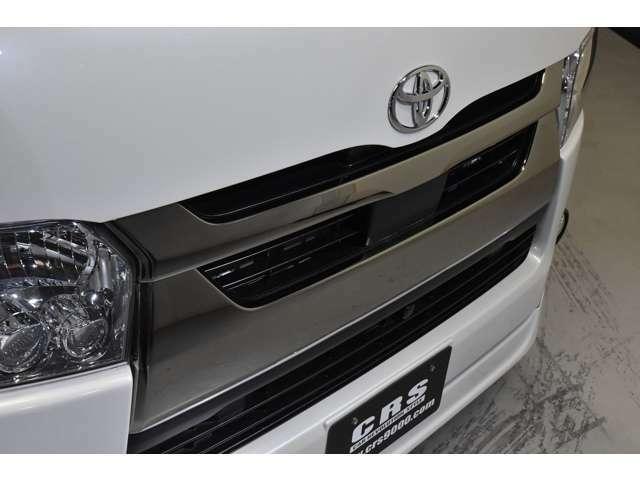 ■新車 ハイエース・キャラバン専門店のCRSが自信を持っておすすめするコンプリート車両です。