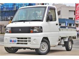 三菱 ミニキャブトラック 660 VX-SE エアコン付 4WD ワンオーナー 4WD