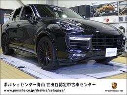 ポルシェ カイエン ターボ ティプトロニックS 4WD 2016年モデル 認定中古車保証付