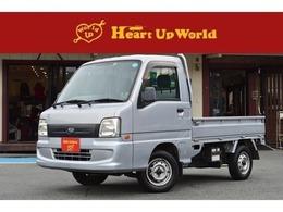 スバル サンバートラック 660 TC 三方開 4WD エアコン・パワステ・4WD