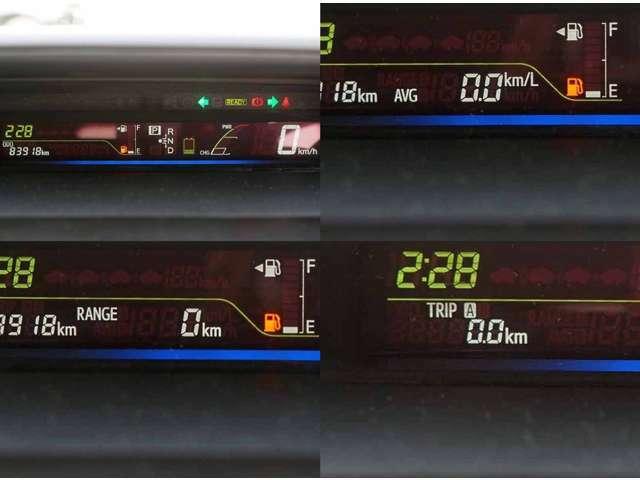 当たり前の「実走行」です!現在なんと83,918kmです!長く乗るのにはピッタリの1台です!!