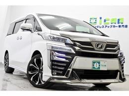 トヨタ ヴェルファイア 3.5 エグゼクティブラウンジ Z 4WD 白革 サンルーフ JBL モデリスタ20AW