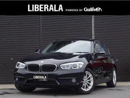 BMW 1シリーズ 118i 正規D車 LEDヘッドライト バックカメラ