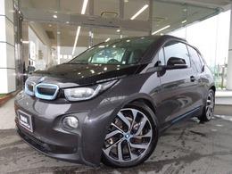 BMW i3 スイート レンジエクステンダー装備車 LEDブラウン革ACC社外DTV禁煙1オナ認定車