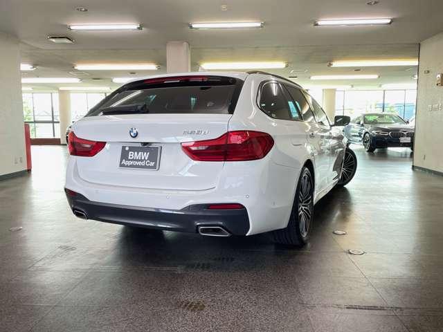 ●各車両BMWジャパンの基準に則り第三者機関による厳正な車両検査を実施致しております。