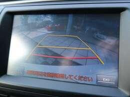 便利な【バックモニター】も装備されております。駐車が苦手な方でも安心して安全確認ができるオススメ機能です
