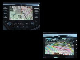 DA(ディスプレイオーディオ)装着車!Tコネクトナビ!TVはフルセグ視聴可能!BT、USB接続OK!JBLサウンド!バックモニター映像は2種類から選択できます!