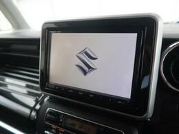 【純正ナビゲーション】目的地までしっかり案内してくれる使いやすいナビ。Bluetooth接続すればお持ちのスマホやMP3プレイヤーの音楽を再生可能!毎日の運転がさらに楽しくなります!!