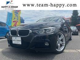 BMW 3シリーズ 320d Mスポーツ 後期モデル 純正18AW 純正ナビ