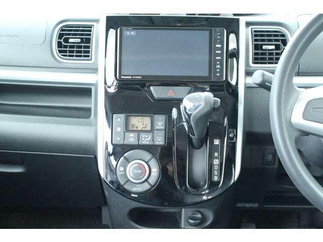 パナソニックメモリーナビ(CN-R500WD)