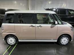 低床設計で運転席&助手席・スライドドア部も楽々乗り降りができます!!