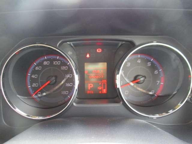 航続可能距離・温度など表示されるのでとても便利です。