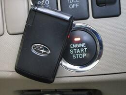 ■ 装備2 ■ プッシュスタート:押すだけ簡単エンジン始動!キーの電池が切れても使えます