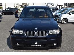 BMW X3 2.5si MスポーツパッケージI (スポーツ・サスペンション) 4WD ダコタレザー・HID・ETC・F席パワーシート