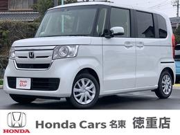 ホンダ N-BOX 660 G EX ホンダセンシング 届出済み未使用車 左側電動ドア ETC