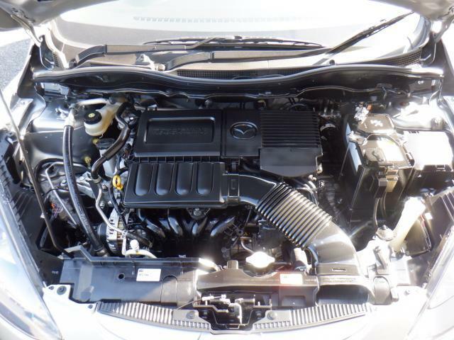エンジン・機関機構系良好です。