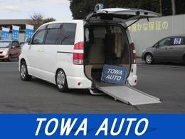 トヨタ ノア 2.0 X 福祉車両車