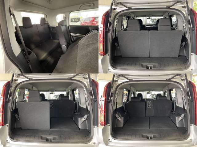 南インター店のU-CAR! お車プライスボードと一緒に お車の燃費、長さなどのスペック情報に加えて、車内に乗らなくても確認できるよう装備や室内、エンジンルーム内の画像がついていているので見やすいです!
