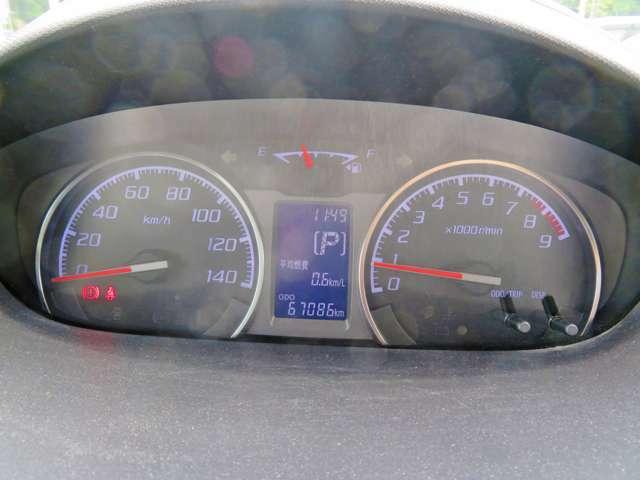 走行距離は67,086kmです!長く乗るにはピッタリな1台です!!