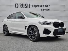 BMW X4 M コンペティション 4WD 赤革 SR ACC Mアダプティブサス
