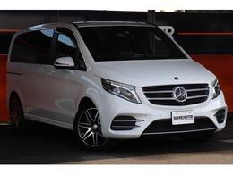 メルセデス・ベンツ Vクラス V220 d スポーツ ディーゼルターボ 新車保証付 1オナ 両Pスラ 地デジナビ
