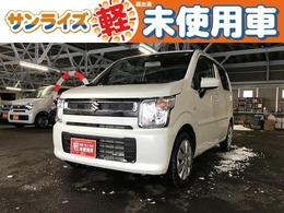 スズキ ワゴンR 660 FA 4WD WEB商談可 4WD