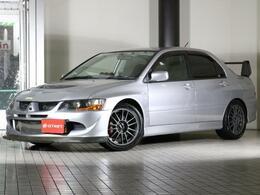 三菱 ランサーエボリューション 2.0 GSR VIII MR 4WD 純正BBS17AW フジツボマフラー 車高調