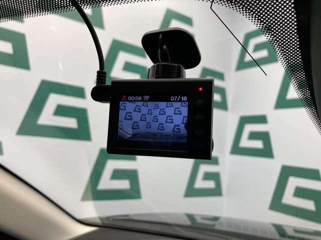 【ドライブレコーダー】装備!最近装備されている車両も多くなってきています!