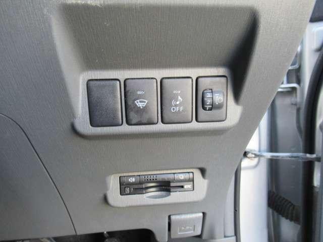 Fデアイサースイッチ!ETC!最近では必須となっておりますETC付き。高速道路使用時スムーズにETCレーンを通り抜けることが可能です。