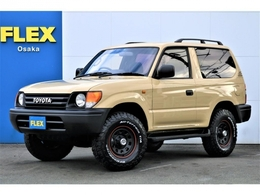 トヨタ ランドクルーザープラド 2.7 RX タイプS 4WD ナロー換装