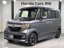 ホンダ N-BOX カスタム 660 G EX ターボ ホンダセンシング 禁煙ワンオ-ナ ナビ スーパ-スライド席