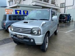 スズキ ジムニー 660 XC 4WD 車検5年5月 ワンオーナー キーレス