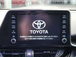 トヨタ純正ディスプレイオーディオ装備でございます!!使いやすいと評判の、大人気装備でございます!!