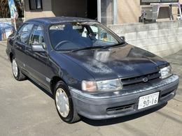 トヨタ コルサセダン 1.5 VIT-Z 革ステアリング オートエアコン