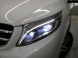 LEDヘッドライトですので視認性がいいですよ!オートライト機能伊付きですので、暗くなったら自動で点灯してくれます。