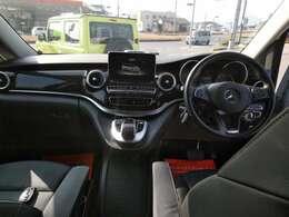 今回紹介させていただく車両は、H28メルセデスベンツVクラスです。グレードはV220dアバンギャルドロングです。ディーラー車・右ハンドルです。