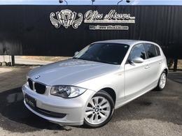 BMW 1シリーズ 116i 後期型 純正iDrive-HDDナビ 車検R04/09