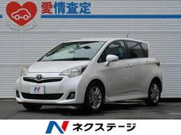 トヨタ ラクティス 1.5 S 純正SDナビ・クルコン・禁煙車・フルセグ