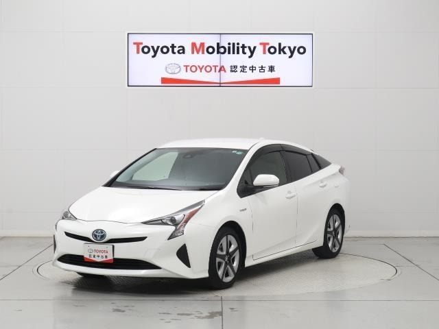 プリウス:Sツーリング(1,800ccHV車)が、入庫しました。◆当社では、東京・千葉・神奈川・埼玉・茨城・山梨のお客様への販売に限定させていただいております。