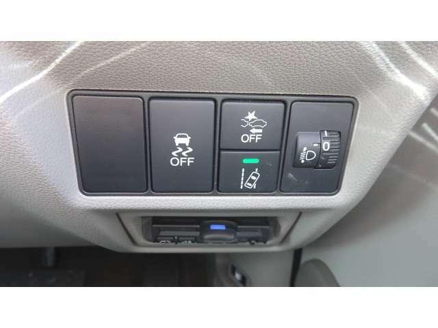 ETC 安全装置スイッチ
