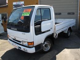 日産 アトラス 2.7ディーゼル1.5t 4WD