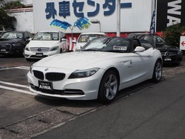 BMW Z4 sドライブ 23i 電動オープン 純正ナビ フルセグTV